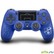 Sony Dualshock 4 v2 синий F.C. Limited Edition (PS4)