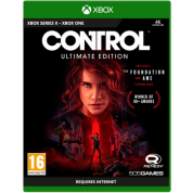 Control Ultimate Edition (Xbox One, русские субтитры)
