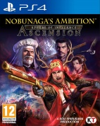 Nobunaga's Ambition: Sphere of Influence - Ascension [PS4, английская версия]