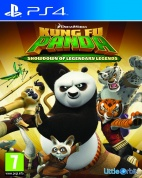 Kung Fu Panda: Showdown of Legendary Legends [PS4, английская версия]