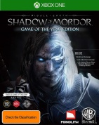 Middle-Earth: Shadow of Mordor - Special Edition [Xbox One, русские субтитры]