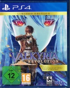 Valkyria Revolution - Limited Edition [PS4, английская версия]