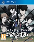 Psycho - Pass: Mandatory Happiness [PS4, английская версия]