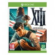XIII Limited Edition (Xbox One - Xbox Series X, русские субтитры)
