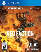 Red Faction Guerrilla - ReMarstered [PS4, русская версия]