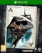 Batman Return to Arkham [Xbox One, русские субтитры]