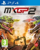 MXGP 2 The Official Motocross Videogame [PS4, английская версия]