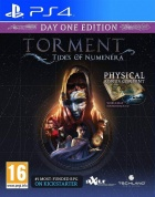 Torment: Tides of Numenera - Day 1 Edition [PS4, русские субтитры]