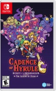 Cadence of Hyrule – Crypt of the NecroDancer Featuring The Legend of Zelda (NS, английская версия)