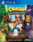 Crash Bandicoot N. Sane Trilogy [PS4, английская версия]