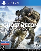 Tom Clancy's Ghost Recon: Breakpoint (PS4, русская версия)