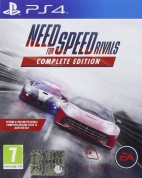 Need for Speed Rivals [PS4, английская версия]
