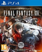 Final Fantasy XIV - Online Starter Edition [PS4, английская версия]