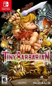 Tiny Barbarian Dx [Nintendo Switch, английская версия]