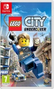 LEGO City Undercover [Nintendo Switch, английская версия]