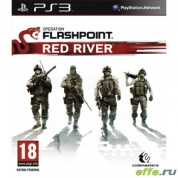 Operation Flashpoint: Red River (PS3)