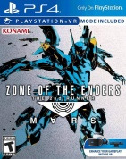 Zone of the Enders: The 2nd Runner - Mars (с поддержкой PS VR) [PS4, английская версия]