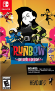 Runbow - Deluxe Edition [Nintendo Switch, английская версия]