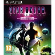Star Ocean: The Last Hope. International (PS3)