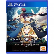 Sword Art Online: Alicization Lycoris [PS4, русские субтитры]