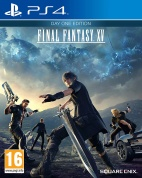 Final Fantasy XV - Day One Edition [PS4, русские субтитры]