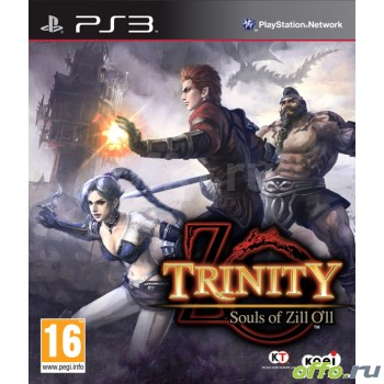 Trinity Souls of Zill O'll (PS3)