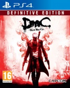 DmC: Devil May Cry - Definitive Edition [PS4, русские субтитры]