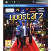 Yoostar 2 In The Movies PS Move Edition (PS3)
