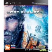 Lost Planet 3 (PS3)