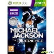Michael Jackson: The Experience Special Edition (для Kinect, английская версия) (Xbox 360)