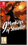 9 Monkeys of Shaolin [Nintendo Switch, русская версия]