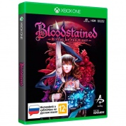 Bloodstained: Ritual of the Night [Xbox One, русские субтитры]