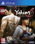 Yakuza 6: The Song of Life - Essence of Art Edition [PS4, английская версия]