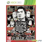 Sleeping Dogs Limited Edition (Xbox 360)