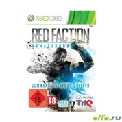 Red Faction Armageddon The Commando and Recon Edition(Xbox 360)