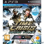 Time Crisis: Razing Storm Move Edition (PS3)