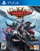 Divinity. Original Sin II - Definitive Edition [PS4, русские субтитры]