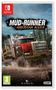 Spintires: MudRunner American Wilds [Nintendo Switch, русская версия]