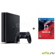 Sony PlayStation 4 Slim 500GB + игра DriveClub