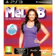 Get Fit With Mel B See для PS Move (PS3)