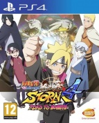 Naruto Shippuden: Ultimate Ninja Storm 4: Road to Boruto [PS4, английская версия]