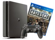 Sony PlayStation 4 Slim 500 GB + Жизнь после (Days Gone) (CUH-2216A)