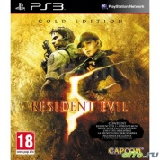Resident Evil 5: Gold Edition (Sony PlayStation Move) (PS3)