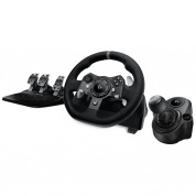 Руль Logitech Driving Force G920 + Shifter (для Xbox One/PC)