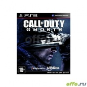 Call of Duty Ghosts (русская версия) (PS3)