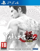 Yakuza Kiwami 2 - Steelbook Edition [PS4, английская версия]