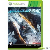 Metal Gear Rising: Revengeance (Xbox360)