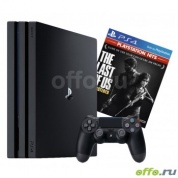 Игровая приставка Sony PlayStation 4 Pro + игра The Last of Us Remastered Game