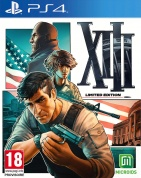 XIII Limited Edition (PS4, русские субтитры)