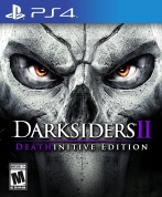Darksiders 2 - Deathinitive Edition [PS4, русская версия]